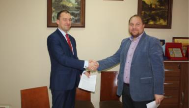 CEZ ESCO Polska zawarło umowę na modernizację oświetlenia w gminie Stawiski