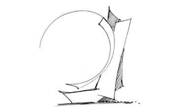 Złota 44 zaprasza na wystawę unikatowych szkiców Daniela Libeskinda